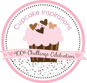 400 Challenge Celebration Badge