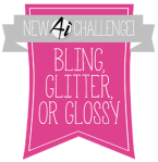 212 Bling, Glitter, or Glossy