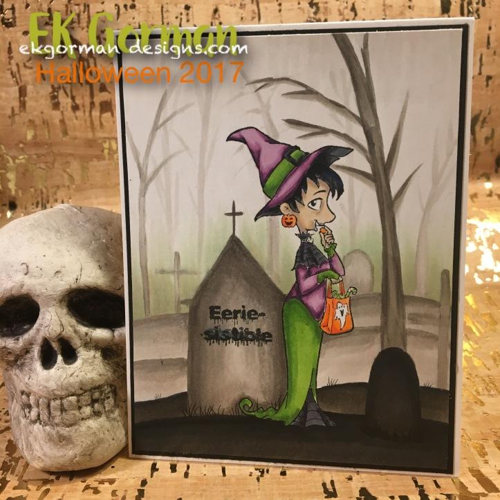 EK Gorman Halloween 2017 2