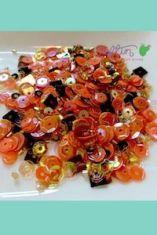 Pumpkin Spice Squins