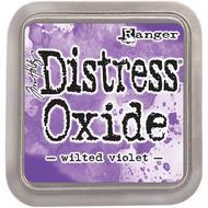 wilted violet