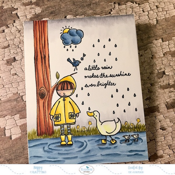 April Showers Ekgorman Designs