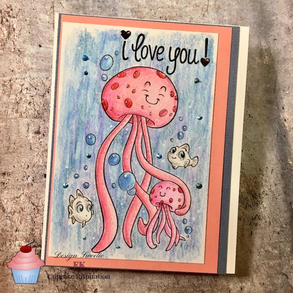 EK Gorman, Cupcake Inspiration CIC442 reminder a