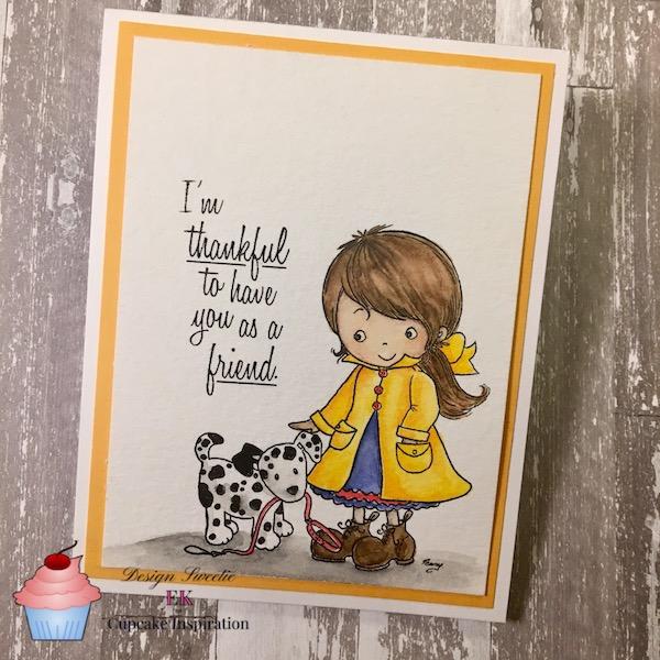 EK Gorman Cupcake Inspirations CIC441 Reminder a