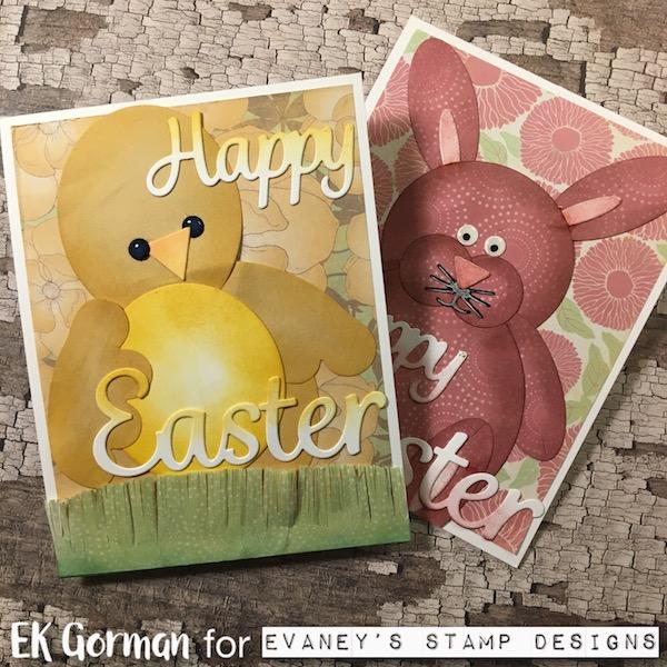 EK Gorman, Evaney Stamp Designs a