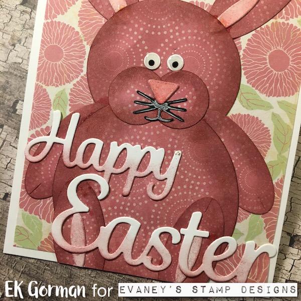 EK Gorman, Evaney Stamp Designs c
