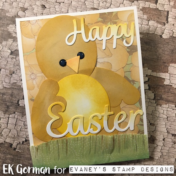EK Gorman, Evaney Stamp Designs d