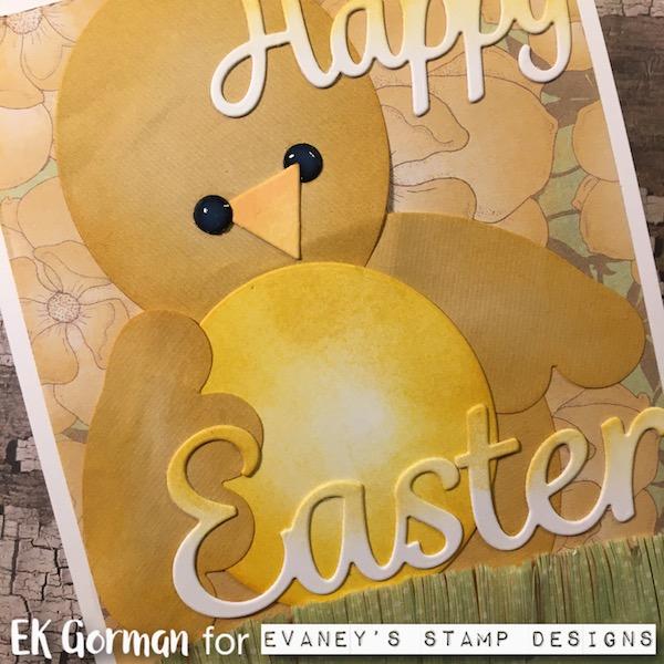EK Gorman, Evaney Stamp Designs e
