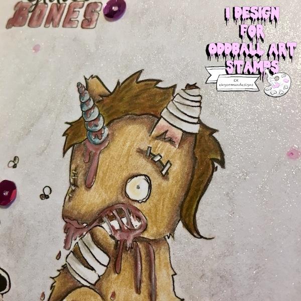 EK Gorman, Oddball Art d