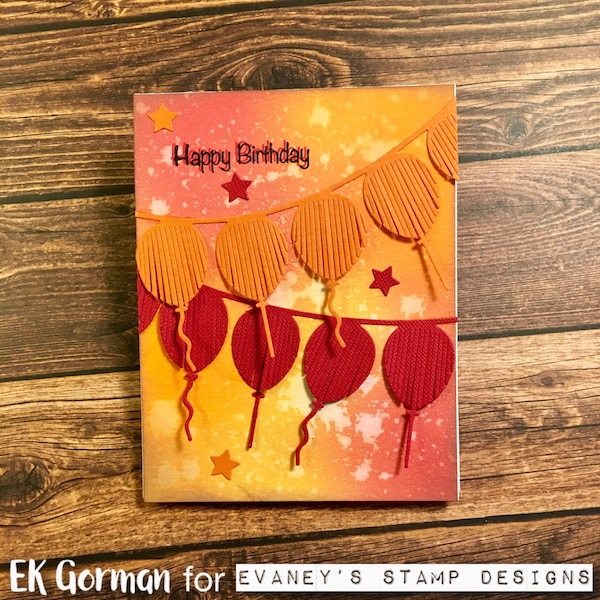 EK Gorman, Evaney's Stamp Designs d