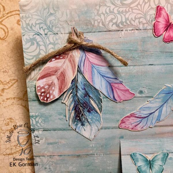 Ek Gorman, White Rose Crafts b