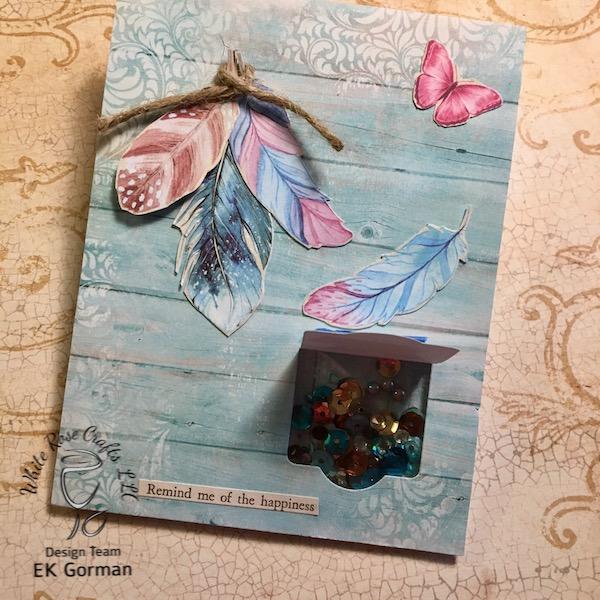 Ek Gorman, White Rose Crafts c