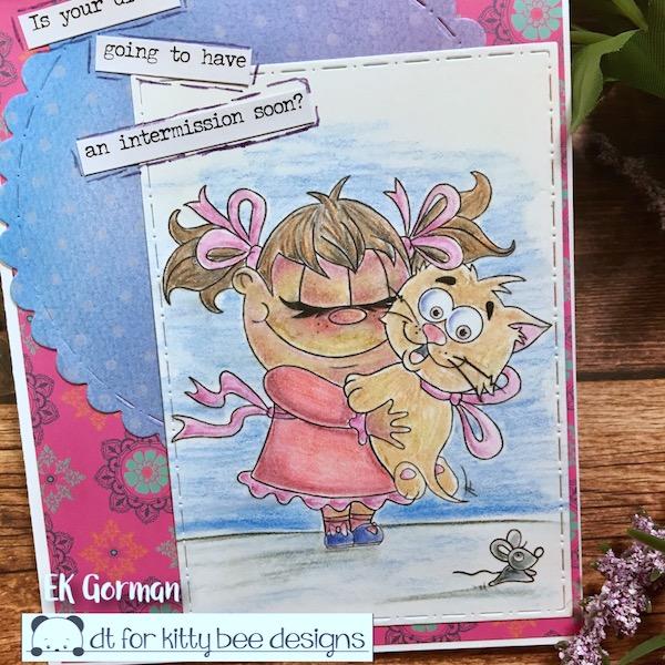 EK Gorman, Kitty Bee Designs Aloha Friday 123 b