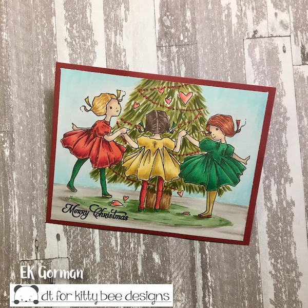 EK Gorman, Kitty Bee Designs reminder b