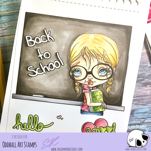 EK Gorman, Back to School b