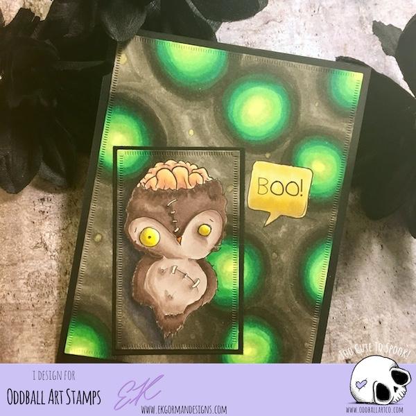 EK Gorman, Oddball Art a