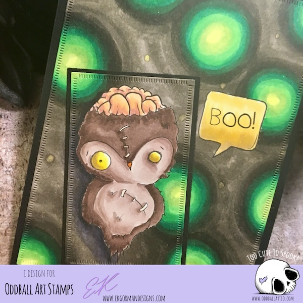 EK Gorman, Oddball Art b