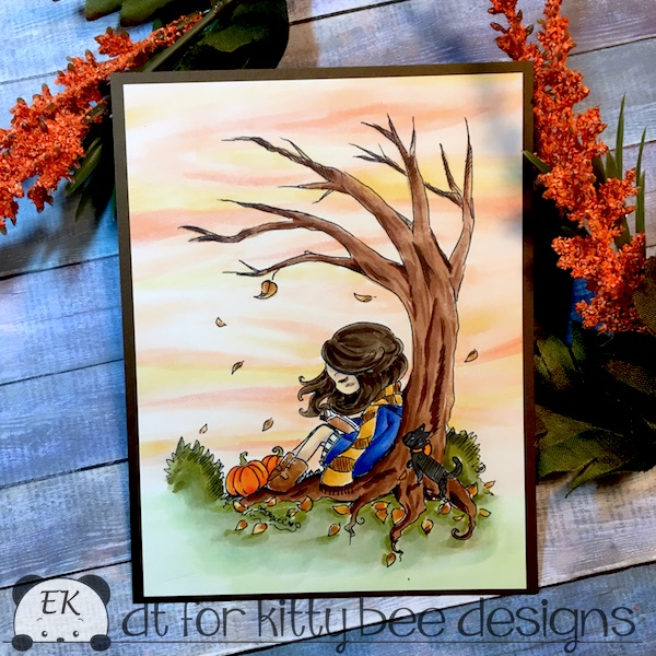 EK Gorman, Kitty Bee Designs, Aloha Friday a