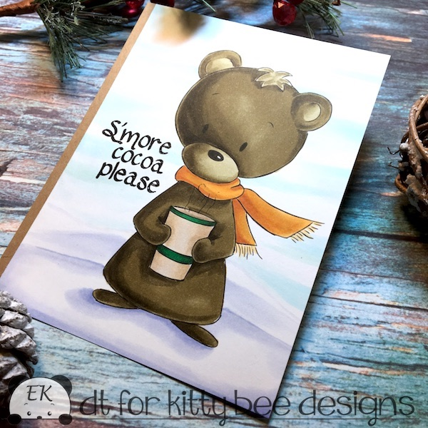 EK Gorman, KItty Bee Designs, Aloha Friday b