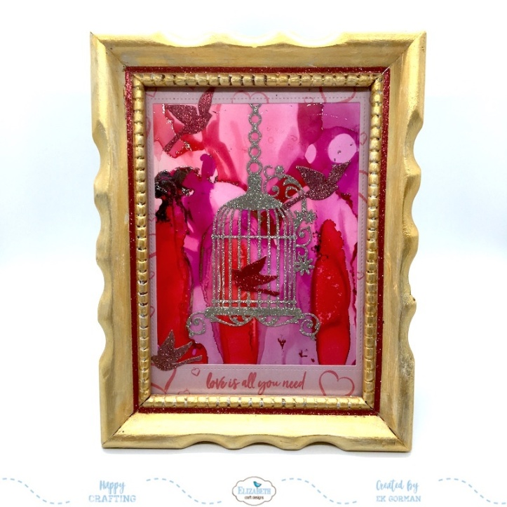 ek gorman, elizabeth craft designs feb group post a