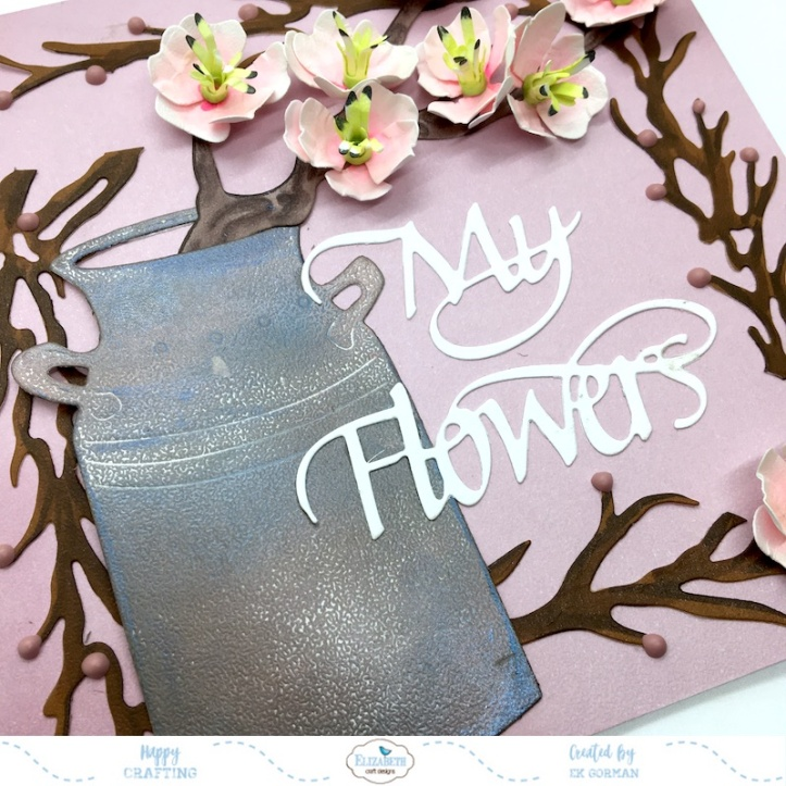EK Gorman, Elizabeth Craft Designs cherry bloosom d