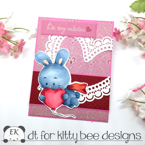 EK Gorman, Kitty Bee Designs Aloha Friday 136 a