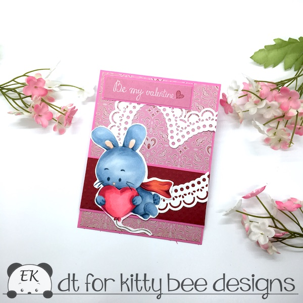 EK Gorman, Kitty Bee Designs Aloha Friday 136 c