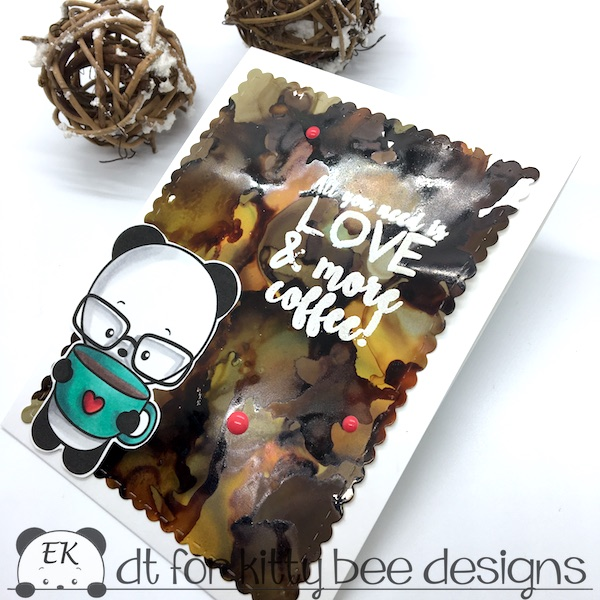 EK Gorman, Kitty Bee Designs Feb. Spot Light b