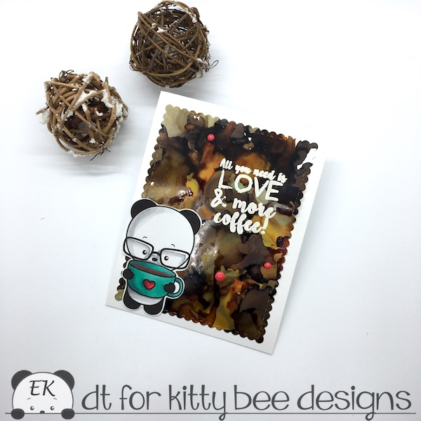 EK Gorman, Kitty Bee Designs Feb. Spot Light c