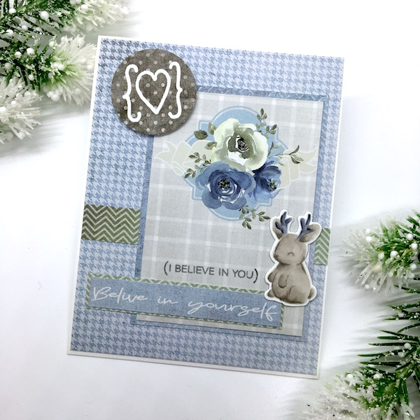 EK Gorman, White Rose Crafts Feb Sketch a