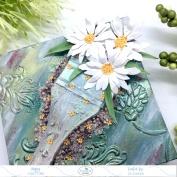 EK Gorman, Elizabeth Craft Designs, Flower project b