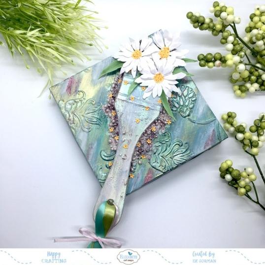EK Gorman, Elizabeth Craft Designs, Flower project e
