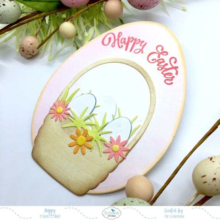 EK Gorman, Elizabeth Craft Designs April Easter b