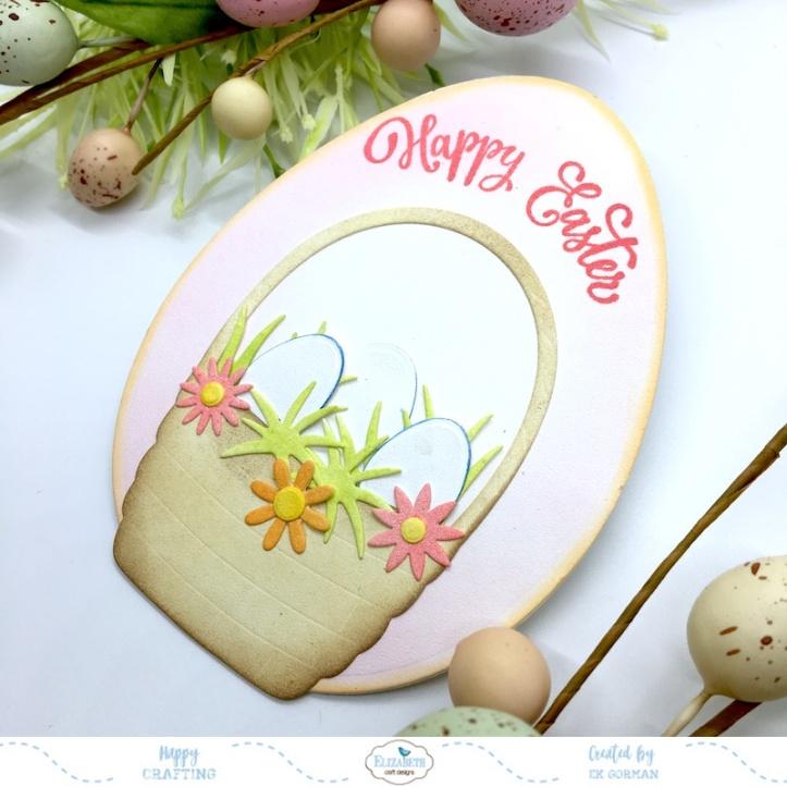 EK Gorman, Elizabeth Craft Designs April Easter b