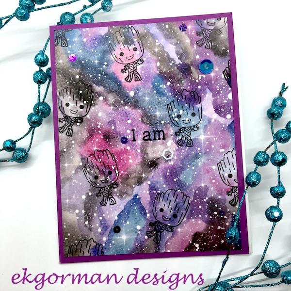 EK Gorman, Galaxey Box c