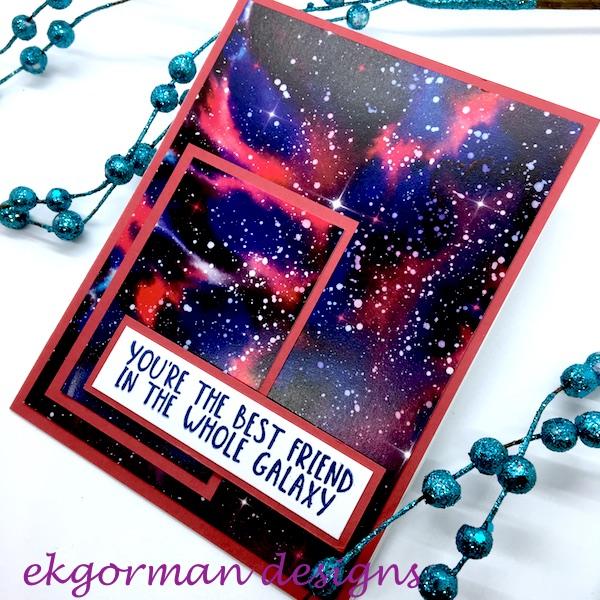 EK Gorman, Galaxey Box f