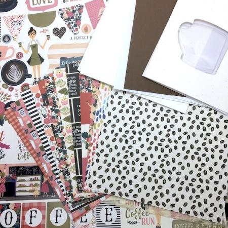 White Rose Crafts May Kit a