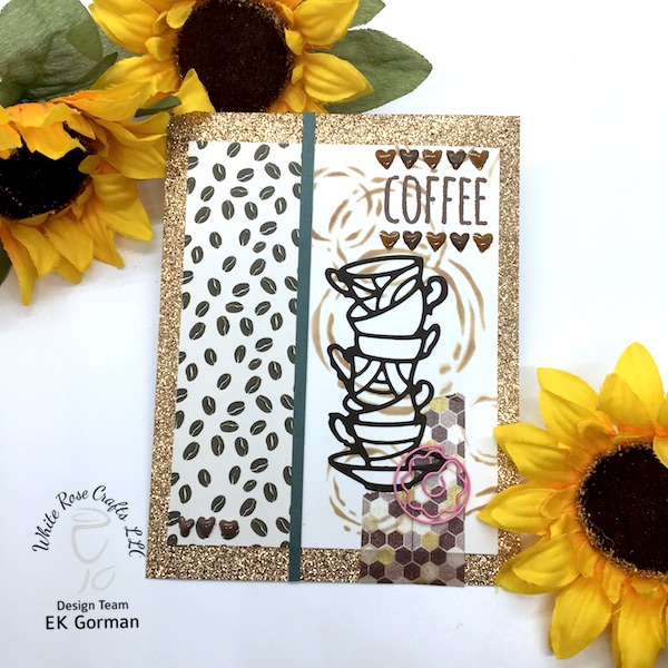 EK Gorman, White Rose Crafts May Blog Hop a