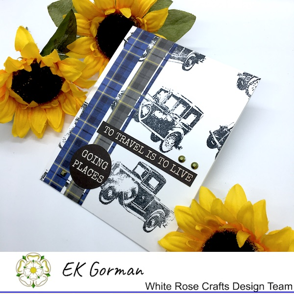 EK Gorman, White Rose Craft, Marvelous Men FFC1 f