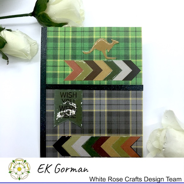 EK Gorman, White Rose Crafts, Marvelous Men 5FC3 f