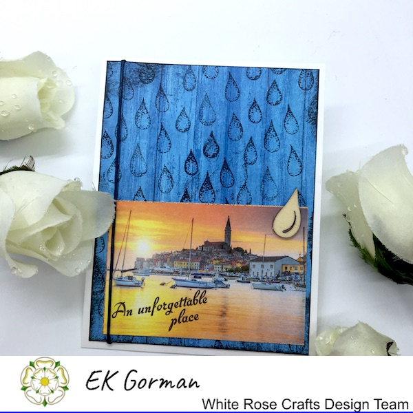 EK Gorman, White Rose Crafts, Mediterranean Dreams 5FC 1 c