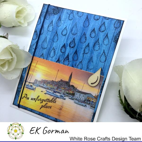 EK Gorman, White Rose Crafts, Mediterranean Dreams 5FC 1 d
