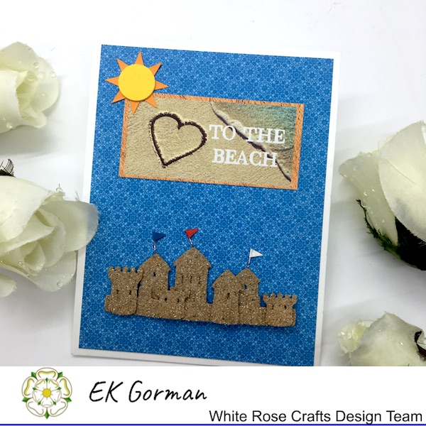 EK Gorman, White Rose Crafts, Mediterranean Dreams 5FC 1 e