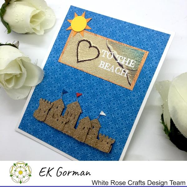 EK Gorman, White Rose Crafts, Mediterranean Dreams 5FC 1 f