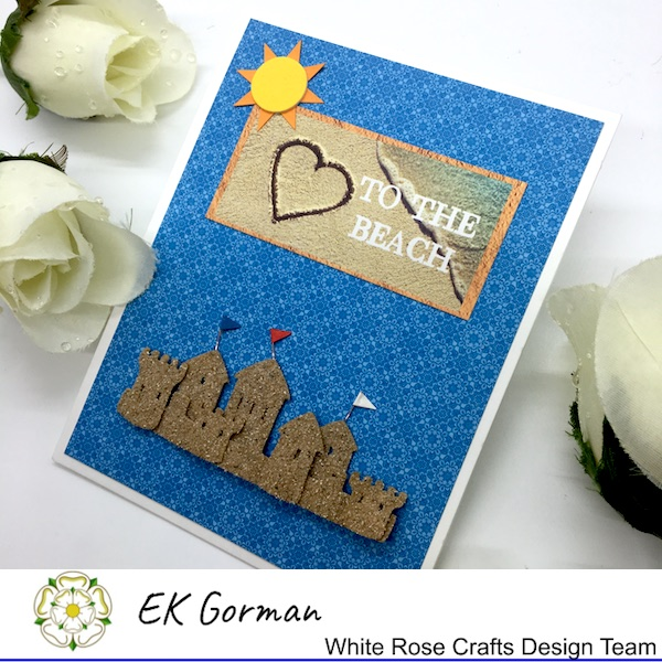 EK Gorman, White Rose Crafts, Mediterranean Dreams 5FC 1 f