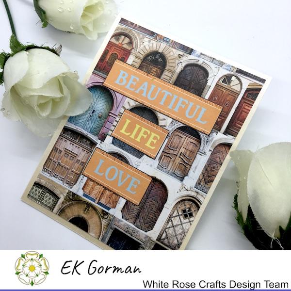 EK Gorman, White Rose Crafts, Mediterranean Dreams 5FC 1 j