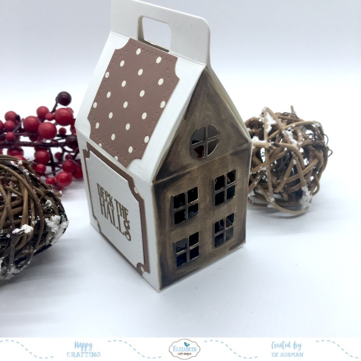 Elizabeth Craft Holiday House Box에 대한 이미지 검색결과