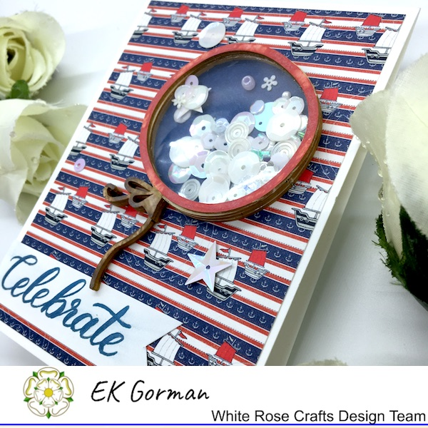 EK Gorman, White Rose Crafts, 4th of July b
