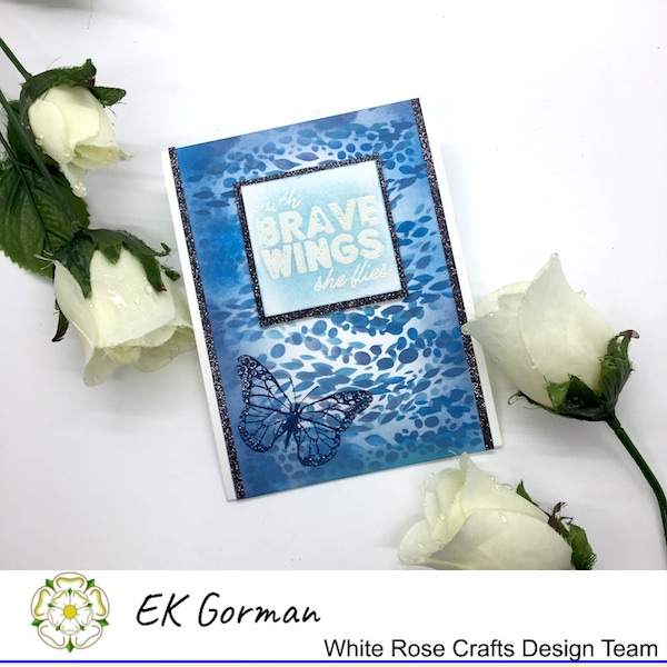 EK Gorman, White Rose Crafts, embossing c