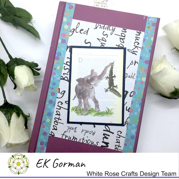 EK Gorman, White Rose Crafts, G art journal a